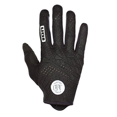 Ion Gat MX DH FR Fahrrad Handschuhe Lang Schwarz 2018: Größe: L