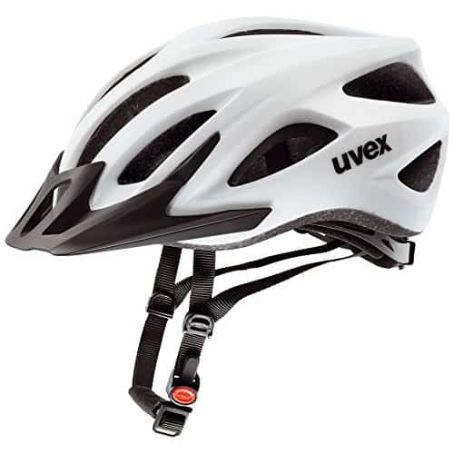 Uvex Fahrradhelm Viva 2, White Mat, 52-57, 4101040315