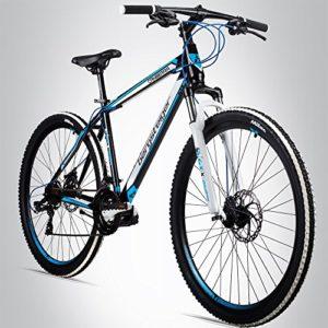 Bergsteiger Canberra 29 Zoll Mountainbike, Geeignet ab 160 cm