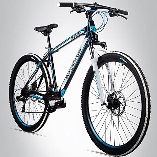 bergsteiger canberra 29 zoll mountainbike geeignet ab 160. Black Bedroom Furniture Sets. Home Design Ideas